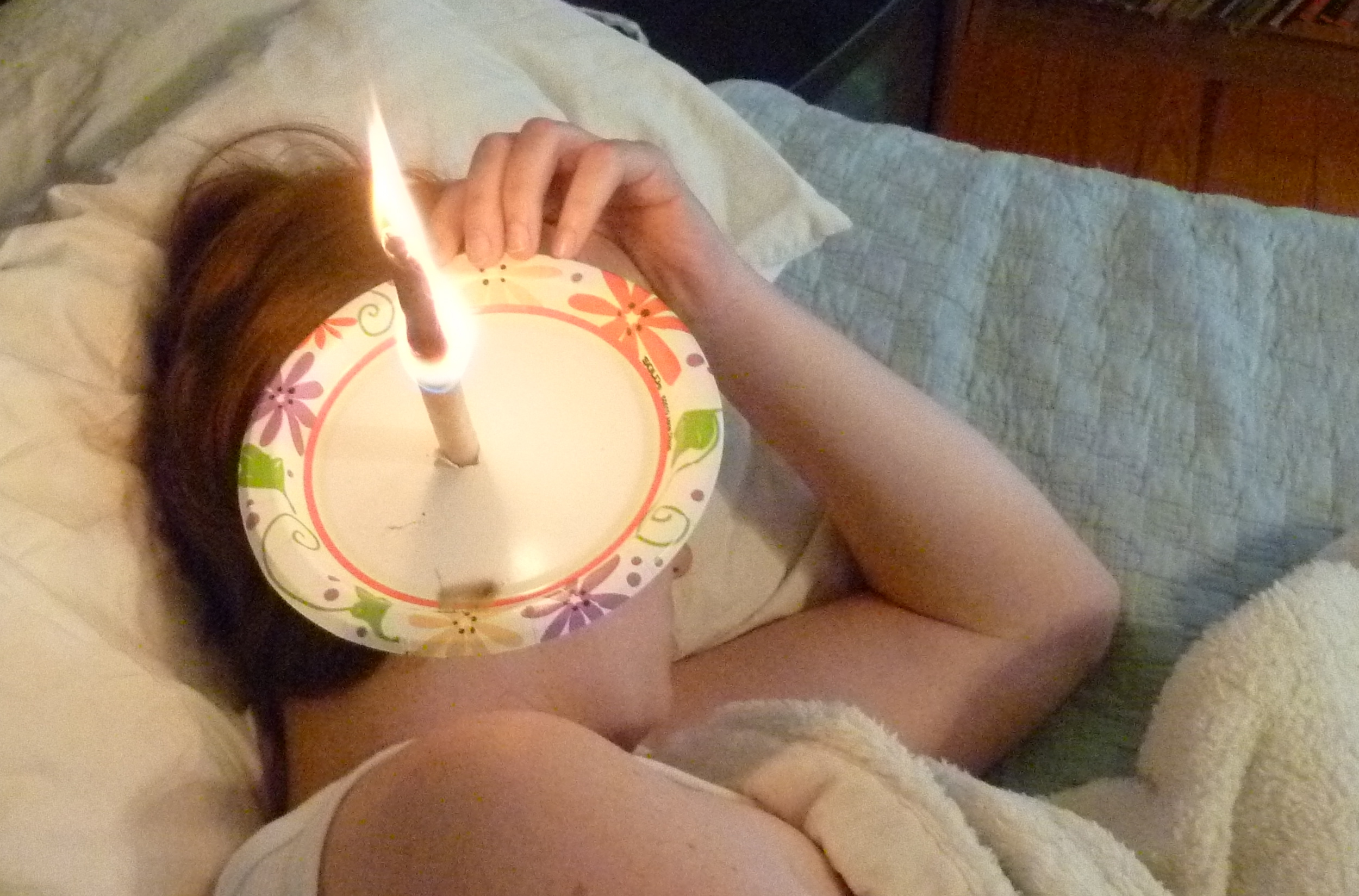 Seventy-Two. Ear Candling. | laura turning 30