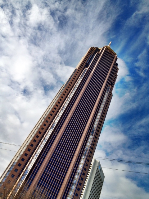 Tallest Building in Atlanta.